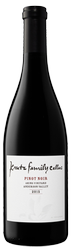 <pre>Signature 2015 Anderson Valley Pinot Noir</pre>