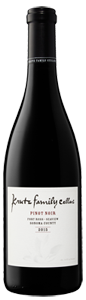 2015 Krutz Family Cellars Pinot Noir Fort Ross/Seaview